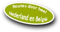 Happen en Trappen - de lekkerste fietstochten van Nederland