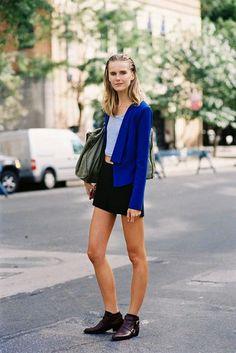 New York Fashion Week SS 2014 (via Bloglovin.com )