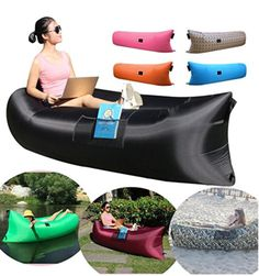 Multifuntional Inflatable Lounger