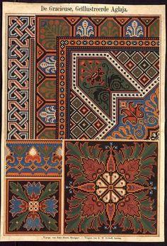 get_thumb.php (339×500) Cross Stitch Boarders, Cross Stitch Patterns, Vintage Embroidery, Cross Stitch Embroidery, Needlepoint Patterns, Repeating Patterns, Crochet Crafts, Hama Beads, Needlework