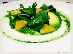 Salata de untisor cu avocado si portocale Seaweed Salad, Avocado, Ethnic Recipes, Food, Salads, Lawyer, Essen, Meals, Yemek