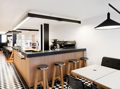 Café Craft is usually really packed, but if you find a spot at this popular coffee shop, then you absolutely must order the noisette, or espresso with milk, to truly enjoy the Parisian coffee experience.