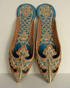 Persian Genie Shoes