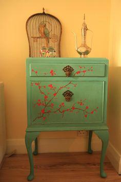 Cherry+Blossom+Cabinet, £240.00