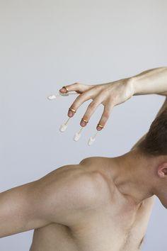 Daniel Ramos Obregón's Wearable Porcelain Sculptures | Hi-Fructose Magazine