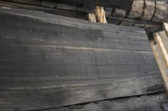 Gabon Ebony Logs and Flitch Cut Lumber in Stock!!! ~ Hearne Hardwoods Inc.