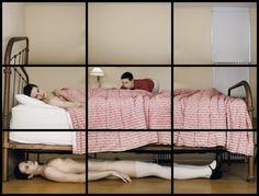 """Cornelia Hediger's """"Doppelgänger"""" Self Portraits Capture Her Multiple Personalities"""