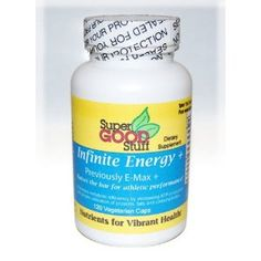 INFINITE ENERGY PLUS, 120 VEGI-CAPS (Health and Beauty)  http://www.amazon.com/dp/B007B2EV82/?tag=hfp09-20  B007B2EV82