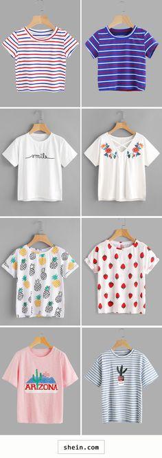 Cheap T-shirts start at $5!