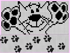 Photo from the album - 01 - # 1 Cross Stitch Love, Beaded Cross Stitch, Cross Stitch Borders, Cross Stitch Animals, Cross Stitch Charts, Cross Stitch Designs, Cross Stitch Embroidery, Cross Stitch Patterns, Gato Crochet
