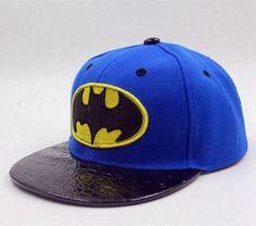 Children's Leather Snapback Hats