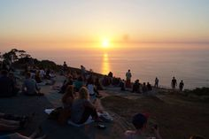 This is my favourite place in SA. I want to get engaged here.  Sunset | Signall Hill | Cape Town