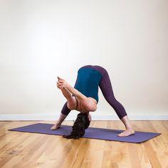 Yoga Poses For Upper Back | POPSUGAR Fitness