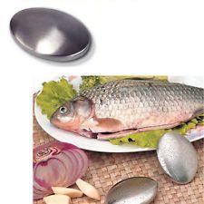 Nova Cozinha Casa de jantar de aço inoxidável Sabonete Mágico Elimina Odor De Barra De Cheiro