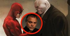Vincent D'Onofrio Is Kingpin in 'Daredevil' Netflix Series -- Vincent D'Onofrio will play Wilson Fisk, a powerful businessman whose interests in the future of Hell's Kitchen will bring him into conflict with the blind attorney 'Daredevil'. -- http://www.movieweb.com/news/vincent-donofrio-is-kingpin-in-daredevil-netflix-series