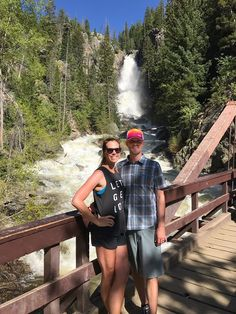Fish Creek Falls in Steamboat Springs, Colorado Steamboat Springs Colorado, Road Trip To Colorado, Steam Boats, Fish Creek, Spring Vacation, Winter Activities, Long Weekend, Autumn Summer, Weekend Getaways