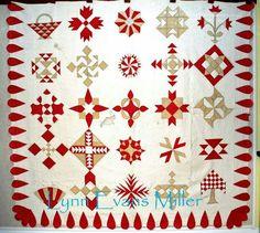 1831 sampler Ruby McKim pattern
