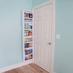 The Back Of The Door Cabinet (Full). - Hammacher Schlemmer