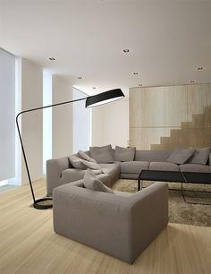 Фото — Angulation interior — Interior design