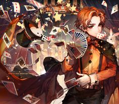 The Closer You Look (Cookie Run) by kawacy on DeviantArt