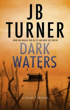 Cover for DARK WATERS, crime thriller