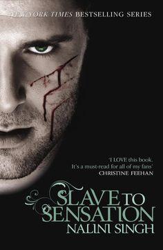 Slave to Sensation/ Nalini Singh