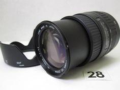 L622EA SIGMA 28-105mm F4-5.6 UC ZOOM φ58 ジャンク_画像1