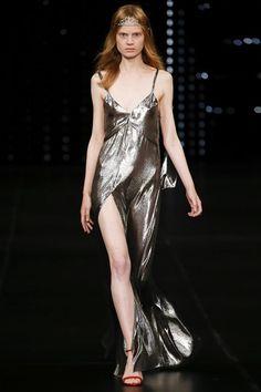 Saint Laurent Paris Fashion Week Ready To Wear SS'16
