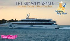 Join us for the 2012 Conched in Key West Chairty Bar Crawl! Take the Key West Express down with us!
