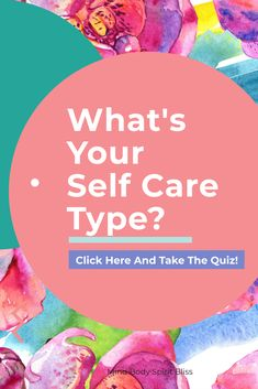You probably tried all the products that smell good, checklists, quotes, and routines to help you with self care and your mental health but you found no relief. It's probably because you don't know your self care type. Take this free quiz to find out how to practice self care the right way.
