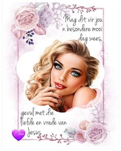 Lekker Dag, Goeie More, Afrikaans Quotes, Esty, Morning Quotes, Birthday Cards, Words, Mornings, Night