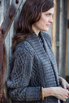 Ravelry: Rowe by Michele Wang