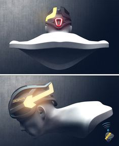All-in-One Bicycle Helmet: Sleek Integrated Lights & Signals | Urbanist