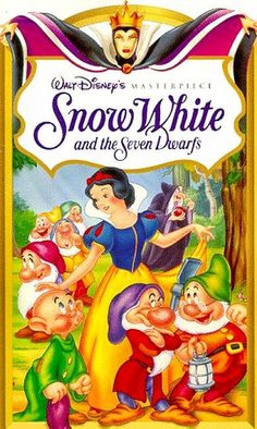 1937 Snow White and the Seven Dwarfs