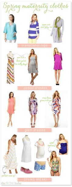 #spring maternity clothes