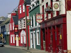 One of most quaint part of the world is Dingle area in County Kerry, Ireland. I really enjoyed my visit there, specially how it kept its charm after all these years.