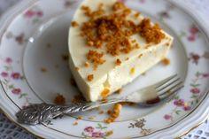 Plantaardig alternatief voor yoghurttaart
