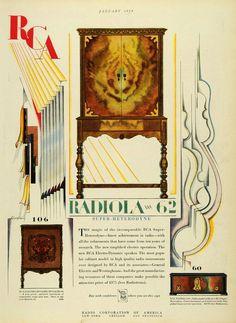 RCA Radiola 1929