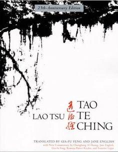 Tao Te Ching -- Lao Tsu