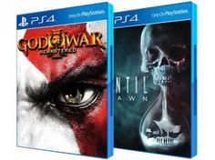 Until Dawn Supermassive Games + God of War III - Santa Monica Studio Remasterizado para PS4