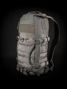 TAD  FAST Pack Litespeed was inspired by our customers who were looking for a lightweight and more nimble alternative to our legendary FAST Pack EDC to use in active scenarios when you need full range of arm motion. The result is a streamlined 1300 cubic inch pack that incorporates the modularity and ruggedness you've come to expect from our FAST Pack line.