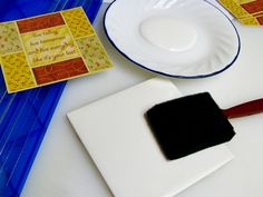 making your own coasters | Make your own coasters