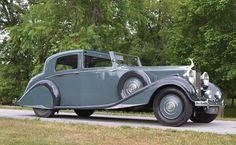 1938 Rolls-Royce Phantom III Sedanca de Ville