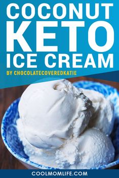 Keto Ice Cream recipes to help you satisfy your sweet tooth while eating delicious Keto desserts. Keto diet will be tasty with these low carb ice cream recipes. Keto Friendly Ice Cream, Keto Friendly Desserts, Low Carb Desserts, Healthier Desserts, Frozen Desserts, Frozen Treats, Custard Recipes, Ice Cream Recipes, Keto Recipes