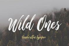 Wild Ones by DikasStudio on @creativemarket