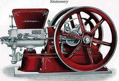 Flywheel Pinstriping - Associated 6hp - SmokStak