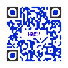 Check out my fancy QR Code conceived with the help of Unitag's generator