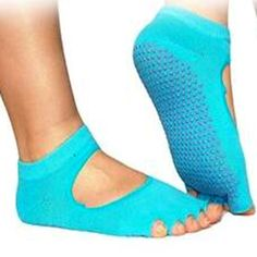 Toeless Yoga Socks (3-PACK)