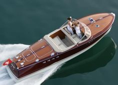 perfect boat for the perfect gentlemen / Riva Tritone 26 by nispeterlorentzen, via Flickr