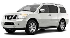 2013 Nissan Armada Platinum 4Wheel Drive 4Door Pearl White *** You can get additional details at the image link.